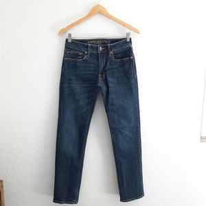 AMERICAN EAGLE OUTFITTER Blue Straight Jean 29 32